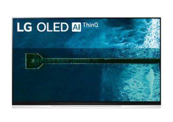 LG 65-Inch OLED 4K HDR Smart TV