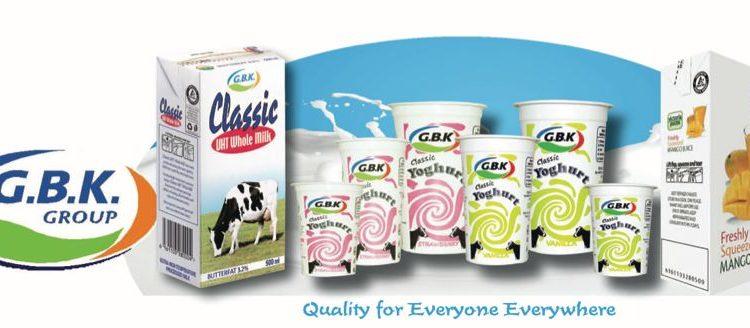 GBK group of companies merchandise Uganda