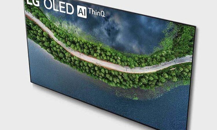 LG 65-Inch GX Class 4K Smart OLED TV